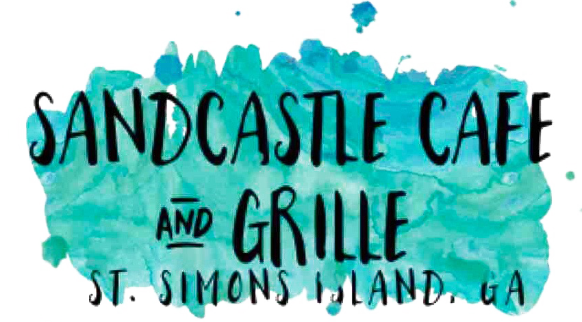 Sandcastle Cafe and Grill Logo